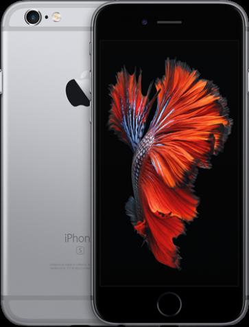 Apple iPhone 6s 32GB Zwart/Grijs