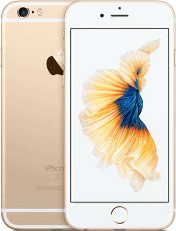 Forza Refurbished Apple iPhone 6s 32GB Goud B Grade