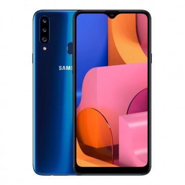 Samsung Galaxy A20s Blauw