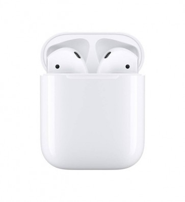 Apple AirPods 2019 in case