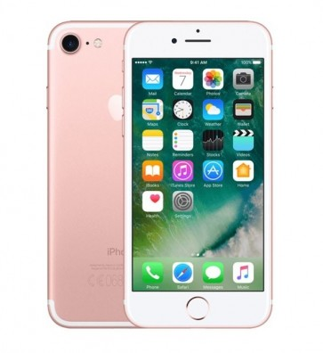 Forza Refurbished Apple iPhone 7 32GB Rosegoud A Grade