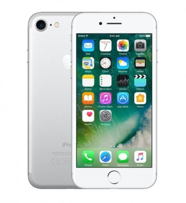 Forza Refurbished Apple iPhone 7 32GB Zilver A Grade