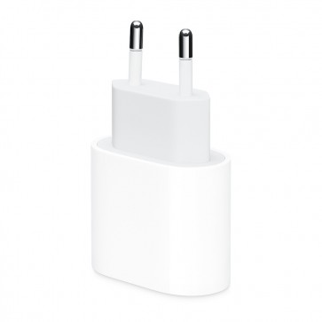 Apple USB-C Snellader Lichtnetadapter 20W Wit