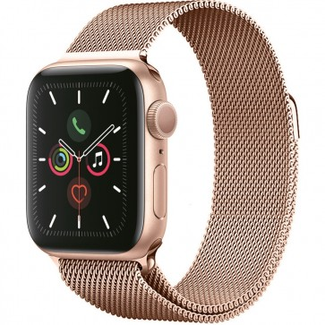 Apple Watch Series 4 44mm Gold Stainless Steel Case, Gold Stainless Steel Milanese Loop