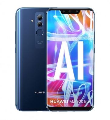 Huawei Mate 20 Lite blauw