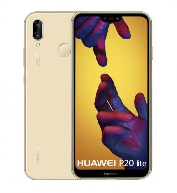 Huawei P20 Lite goud
