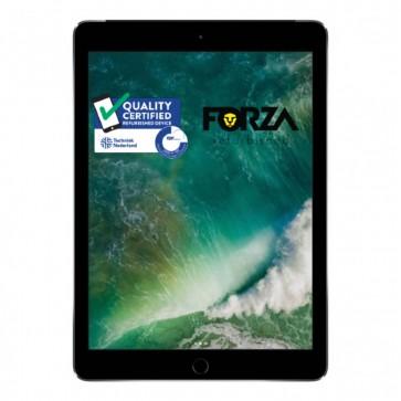 Forza Refurbished iPad 2017 32GB Grijs - Wi-Fi - A Grade