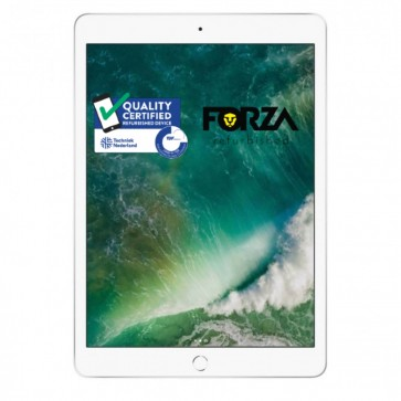 Forza Refurbished iPad 2017 32GB Zilver Wifi A Grade