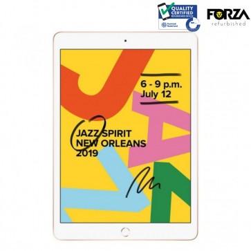 Forza Refurbished iPad 2019 32GB Goud Wifi A Grade