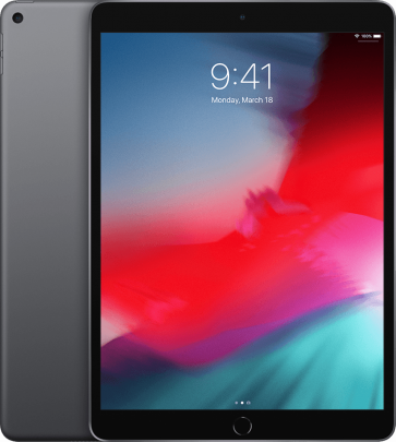Apple iPad Air 256GB 10.5 4G 2019 Zwart