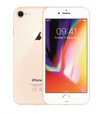 Apple iPhone 8 goud