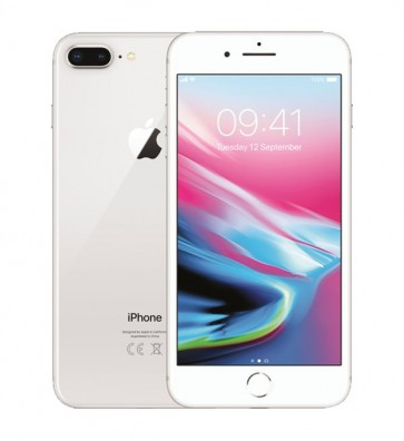 Apple iPhone 8 Plus zilver