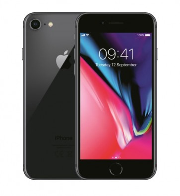 Apple iPhone 8 zwart