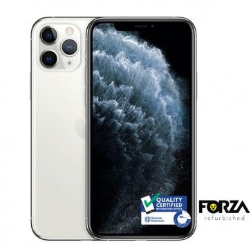 Forza Refurbished Apple iPhone 11 Pro 64GB Zilver A Grade