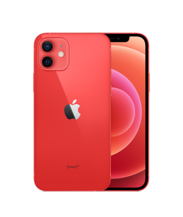 Apple iPhone 12 64GB Rood