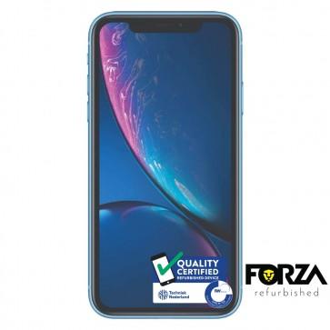 Forza Refurbished Apple iPhone XR 64GB Blauw B Grade