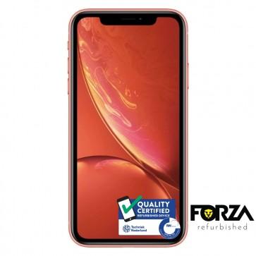 Forza Refurbished Apple iPhone XR 64GB Koraal B Grade