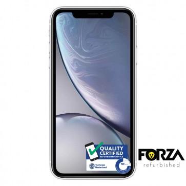 Forza Refurbished Apple iPhone XR 64GB Wit B Grade