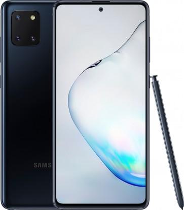 Samsung Galaxy Note 10 Lite Zwart