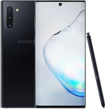 Samsung Galaxy Note 10 Plus 256GB Zwart
