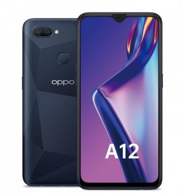 OPPO A12 64GB Zwart