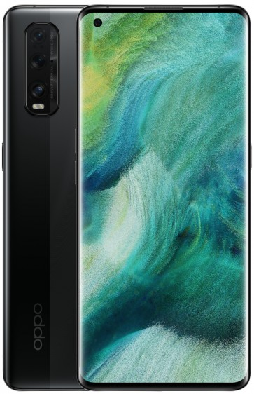 Oppo Find X2 256GB 5G Zwart