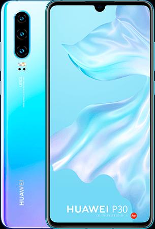 Huawei P30 Crystal