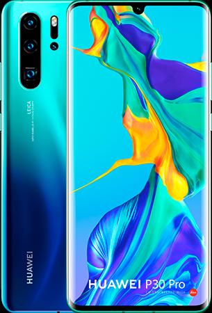 Huawei P30 Pro Dualsim 128GB Blauw