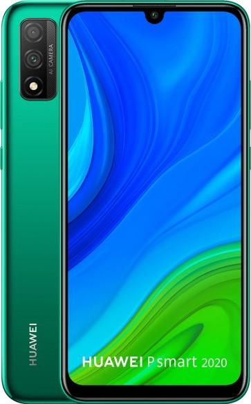 Huawei P smart 2020 Groen