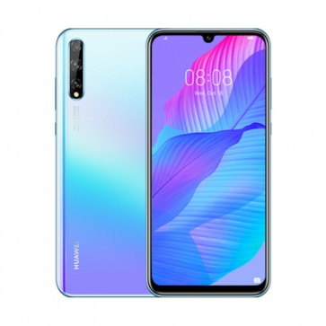 Huawei P Smart S Wit Crystal
