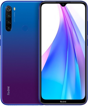 Xiaomi Redmi Note 8T 64GB Blauw