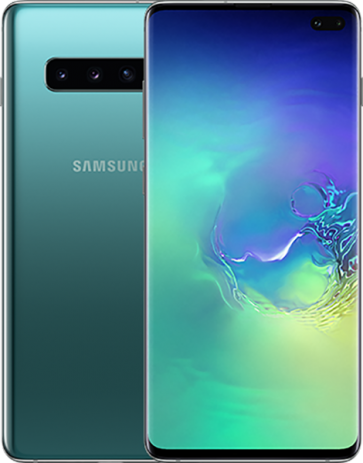 Samsung Galaxy S10 Plus 128GB Groen