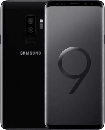 Samsung Galaxy S9 Plus 256GB Zwart