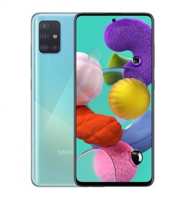 Samsung Galaxy A51 Dualsim Blauw