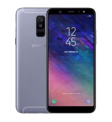 Samsung Galaxy A6 Plus paars