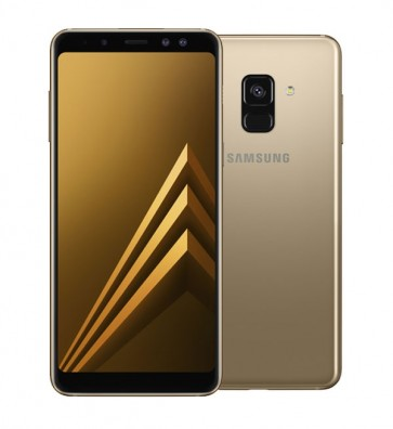 Samsung Galaxy A8 goud