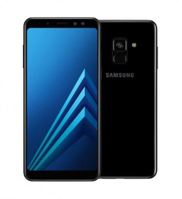 Samsung Galaxy A8 zwart