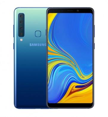 Samsung Galaxy A9 blauw