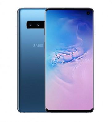 Samsung Galaxy S10 blauw