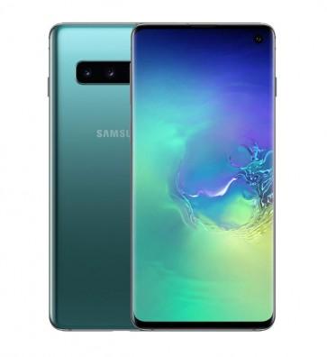 Samsung Galaxy S10 groen