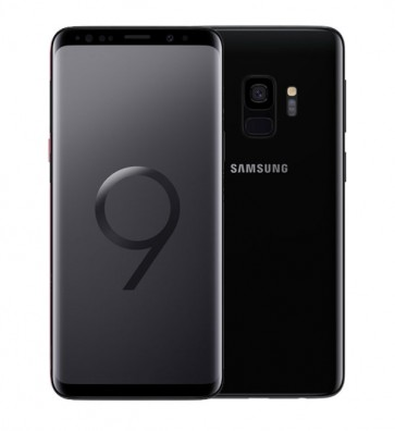 Samsung Galaxy S9 256GB zwart