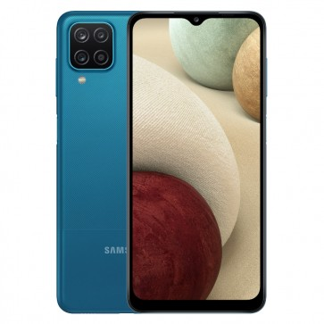 Samsung Galaxy Galaxy A12 64GB Blauw