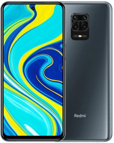 Xiaomi Redmi Note 9S 128GB Grijs
