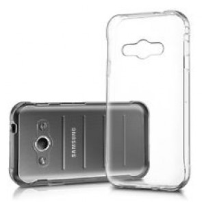 Samsung Galaxy XCover 4 - G390 Siliconen Hoesje Transparant