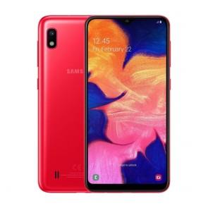 Samsung Galaxy A10 Dualsim Rood