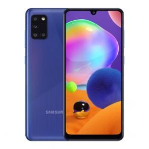 Samsung Galaxy A31 Blauw