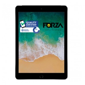 Forza Refurbished iPad 2018 32GB Grijs Wifi A Grade