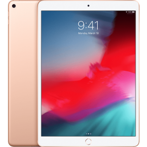 Apple iPad Air 10.5 256GB 4G 2019 Goud