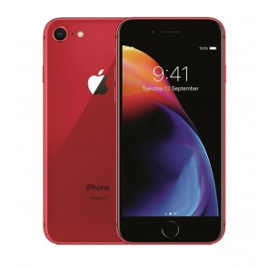 Apple iPhone 8 rood