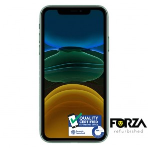 Forza Refurbished Apple iPhone 11 64GB Groen B Grade